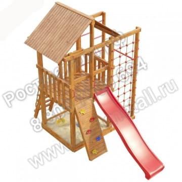 Детский игровой комплекс Сибирика Старт