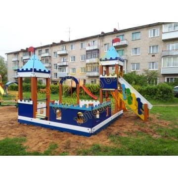 Песочный дворик ДПС