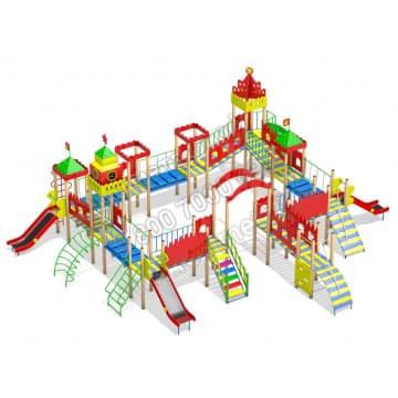 Детский игровой комплекс Кремль