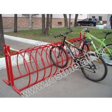 Велопарковка №1