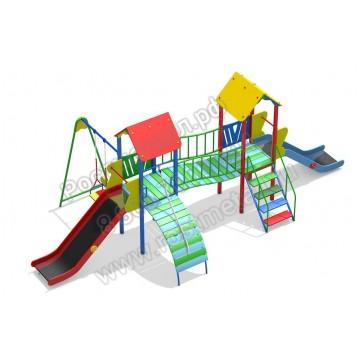 Детский игровой комплекс Юпитер