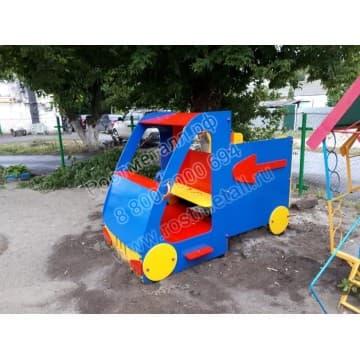 Горка - скат Машинка