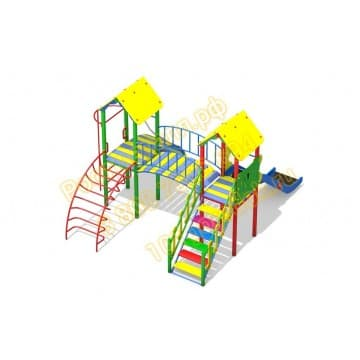 Детский игровой комплекс Идальго 4
