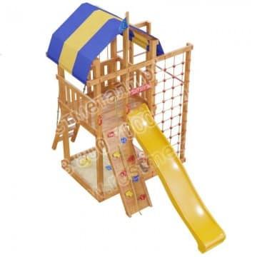 Детский игровой комплекс Спарта