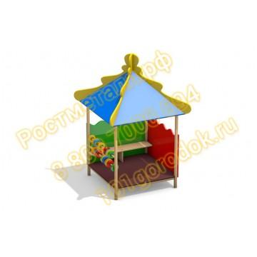 Домик для детей Богатырь