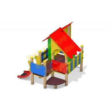 Детский игровой комплекс Островок Мини