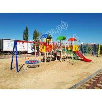 Детский игровой комплекс Нептун