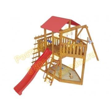 Детский игровой комплекс Ассоль