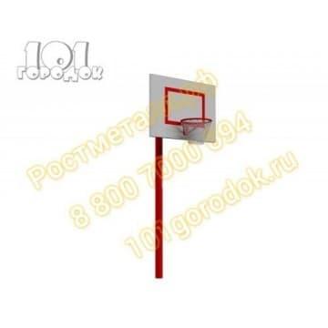 Щит баскетбольный со стойкой
