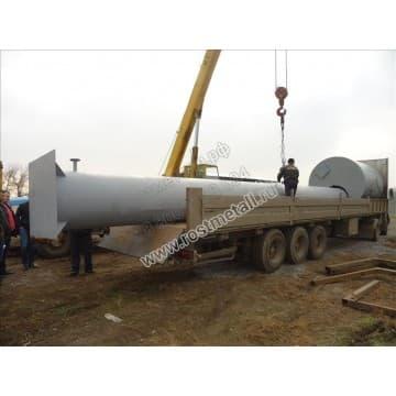 Водонапорная башня Рожновского 50м3 опора - 18м диаметр 2000мм
