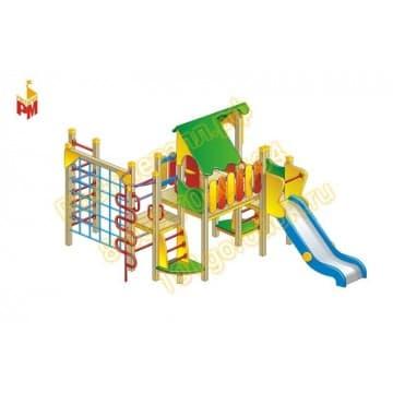 Детский игровой комплекс Дружба КБ