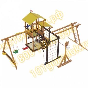 Детский игровой комплекс Кирибати семейная