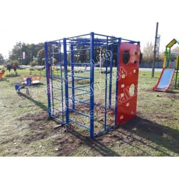 Детский спортивный комплекс Паутина