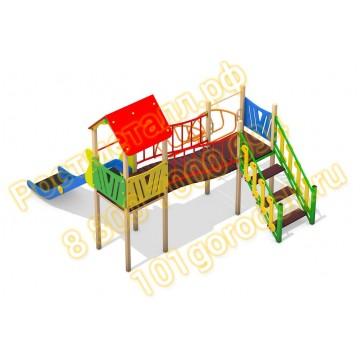 Детский игровой комплекс Находка
