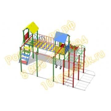 Детский игровой комплекс Солярис 06