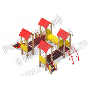 Детский игровой комплекс Малышок