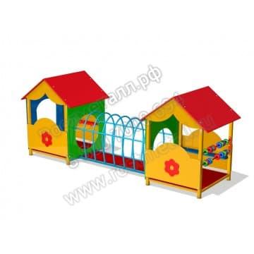 Домики для детей Комби
