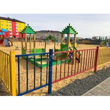Песочный дворик Лесная сказка КБ
