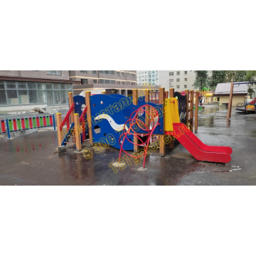 Детский игровой комплекс Атлантида