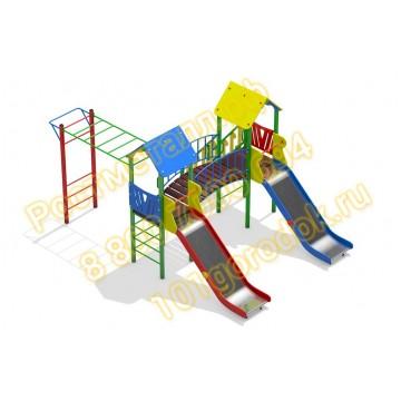 Детский игровой комплекс Звезда