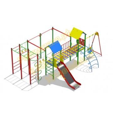 Детский спортивно - игровой комплекс Солярис
