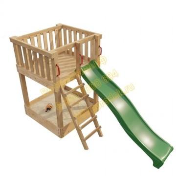 Детский игровой комплекс 1-й элемент