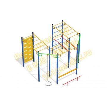 Детский спортивный комплекс Комби 2