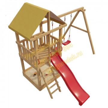 Детский игровой комплекс 6-й элемент