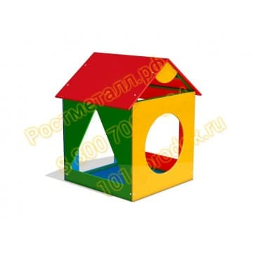 Домик Геометрия для детей