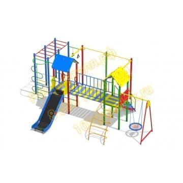 Детский игровой комплекс Солярис 08