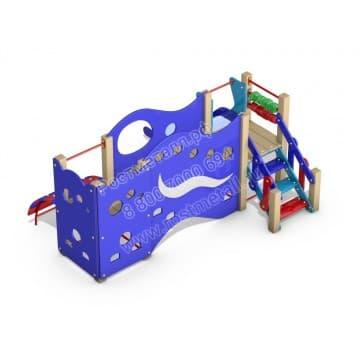 Детский игровой комплекс Атлантика
