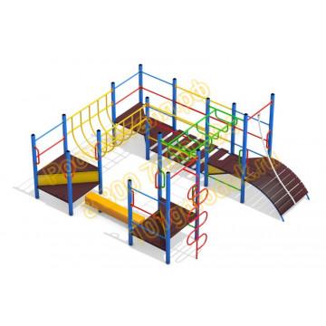 Детский спортивный комплекс Айсберг