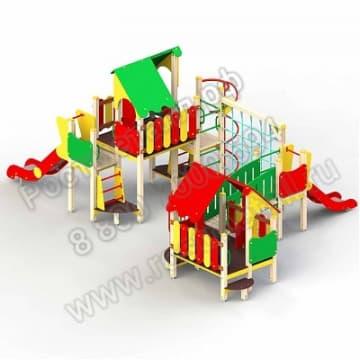 Детский игровой комплекс № 1