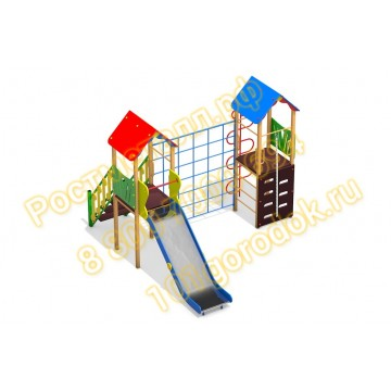 Детский игровой комплекс Застава