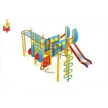 Детский игровой комплекс Аэроплан