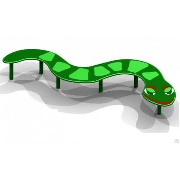 Дорожка-скамейка Змейка