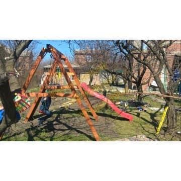 Детский игровой комплекс Монголия