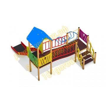 Детский игровой комплекс Мини Находка