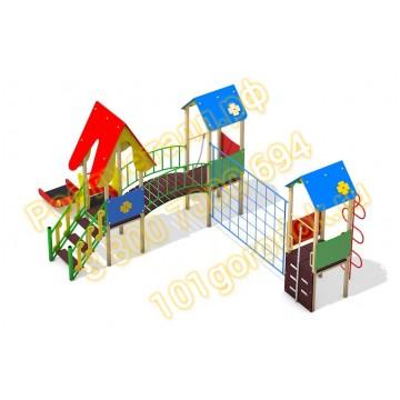 Детский игровой комплекс Гномик мини