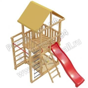 Детский игровой комплекс 9-й элемент