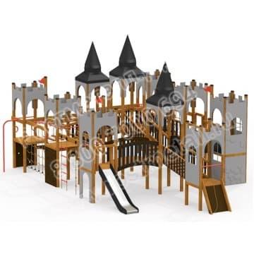 Детский игровой комплекс Рыцарский замок
