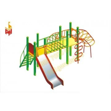 Детский игровой комплекс Форт