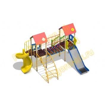 Детский игровой комплекс мини Королевство