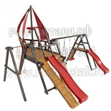 Детский игровой комплекс  Каравелла