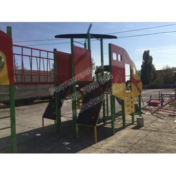 Детский игровой комплекс Вертолет