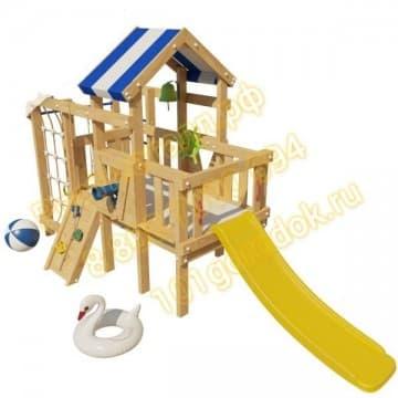 Детский игровой чердак Дори для дома и дачи