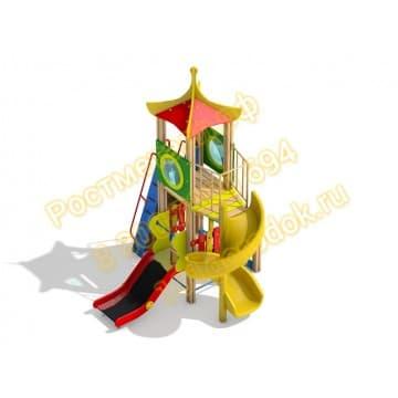 Детский игровой комплекс Ветерок