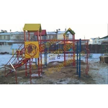 Детский игровой комплекс Джунгли - городок