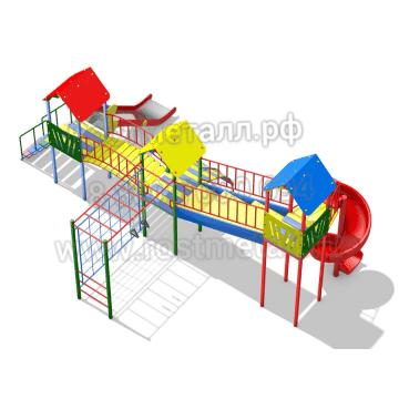 Детский игровой комплекс Дворик детства