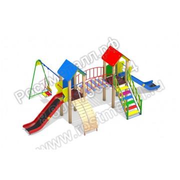 Детский игровой комплекс Юпитер КБ